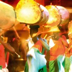 The Drummers of Burundi (photo by Frank Drake)