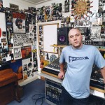 Adrian Sherwood (photo by Mark Simmons)